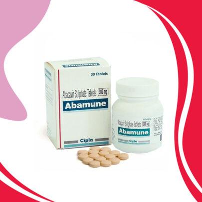 Абамьюн (Абакавира сульфат) 300 мг. ВИЧ-инфекция у взрослых и детей