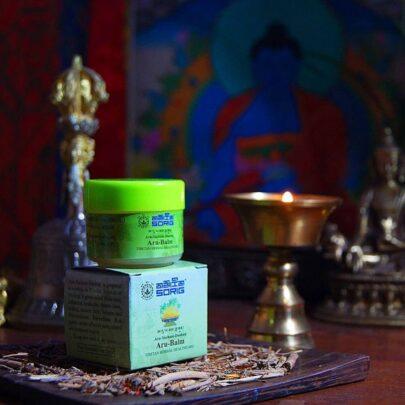 Тибетский Бальзам Обезболивающий и Противовоспалительный