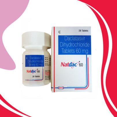 HEPCINAT NATDAC Противовирусные препараты нового поколения