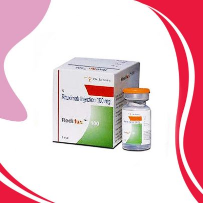 REDITUX 100MG. Ритуксимаб.  Лечение раковых заболеваний.  Индия