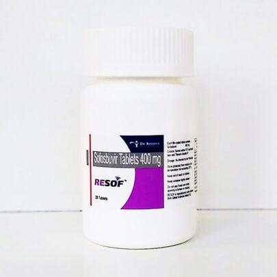 RESOF - Лечение Гепатита C всех Генотипов. ИНДИЯ