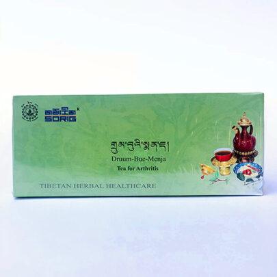 Тибетский чай от Артрита. Druum-Bue-Menja (10 пак)