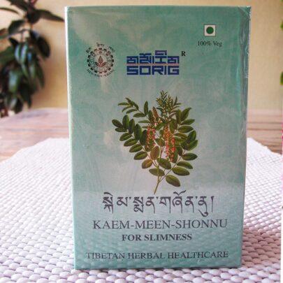 Тибетские Травы для Похудения, Чай - Каим-Мин-Схонну 30 пакетиков