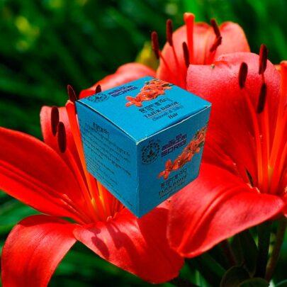 Тибетский крем для волос Тажук Давое, 40г