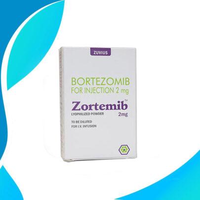 ZORTEMIB 2 MG  Бортезомиб.  Противораковая терапия.  Индия